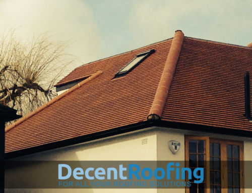 New Roof in North London